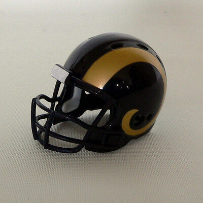 NFL Riddell Mini Helm - St. Louis Rams / Los Angeles Rams - American Football