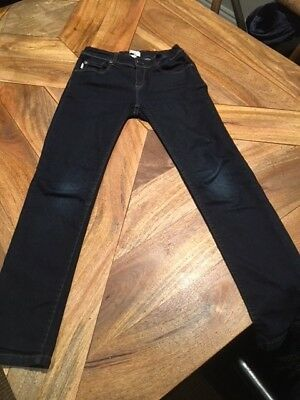 Boys Paul Smith Junior fitted jeans - Size 10 - Adjustable waist.