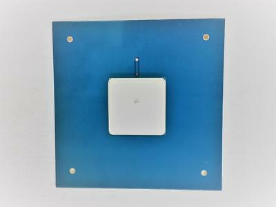 L-band / Inmarsat Antenna with Integrated Amplifier and SAW Filter