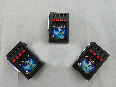 3pcs/lot 4 Cues Switch receiver-digital remote receivers-fireworks firing system