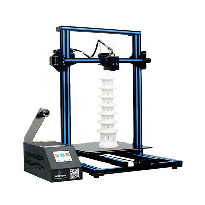 New Geeetech A30 3D Printer 320 * 320 * 420mm Accuracy 0.05mm 3.2 '' Full Touch!