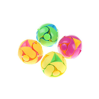 Child Sports Hand Throwing The Ball Variety Magic Flowering Stretching Ball  X
