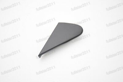 1Pcs Front Door Trim Mirror Triangle Cover Left Side for Toyota RAV4 2009-2012