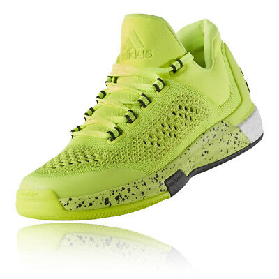 new styles 9ee86 376f5 ... cheap adidas mens crazylight boost primeknit court shoe yellow  basketball trainers d1d7b 32c22