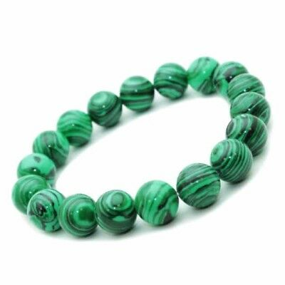 Bracelet Malachite 10 Mm