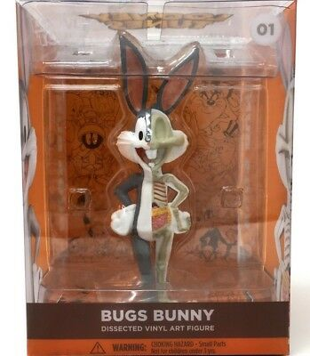 Looney Tunes Bugs Bunny - XXRAY 10cm Vinyl Figure by Jason Freeny - Mighty Jaxx