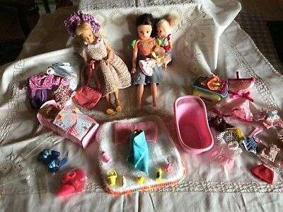 Barbie +Co. Konvolut Babysitter