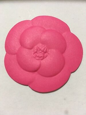 Chanel Pink Camellia Sticker Limited Edition New & Authentic