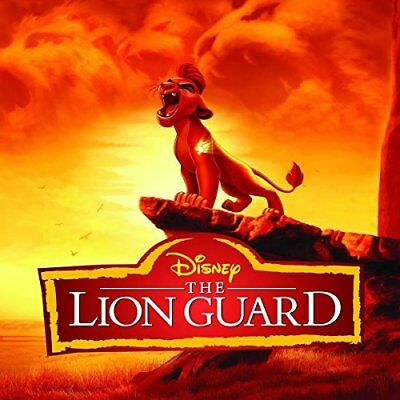 Lion Guard (Music From The ...-Lion Guard (Music From The Tv Series) / O. Cd New