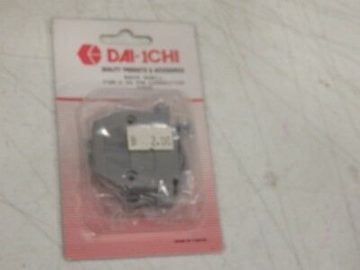 Brand New - BACK SHELL FOR D 25 PIN CONNECTOR D25S - DAI-1CHI