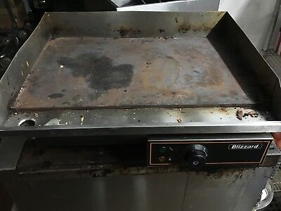 Commercial Flat Top Oven