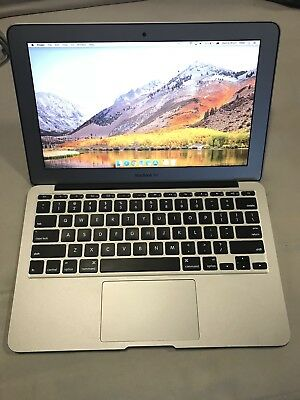 "Apple MacBook Air 2013 11 inch A1465 11.6"" Laptop - MD711X/A"
