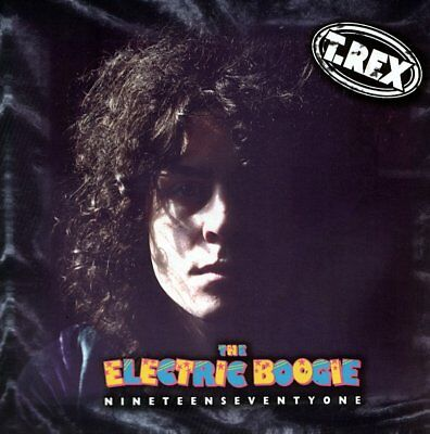 Marc Bolan / T.rex The Electric Boogie' - 5 Cd + Dvd Box Set With Deluxe Booklet