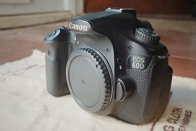 🎥✨ Canon EOS 60D - Great Condition w/ Free LCDVF Loupe for Video