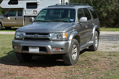 "2002 Toyota 4Runner Limited 2002 toyota 4runner Limited (""towed"" ""toad"")"