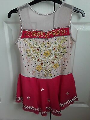 ice skating dress in used condition