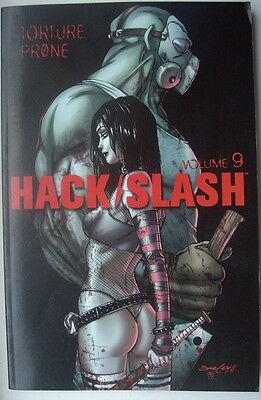 Hack/Slash Volume 9 (August 2011) Torture Prone ~ Used ~ Good Condition