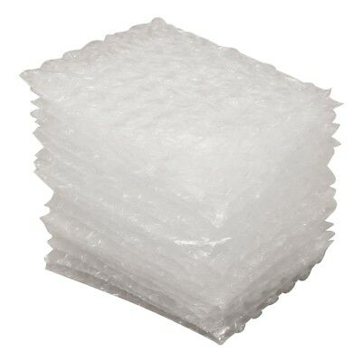Lot 20PCs Clear Recyclable Packing Small Pouches Poly Bubble Envelopes Wrap O7X7