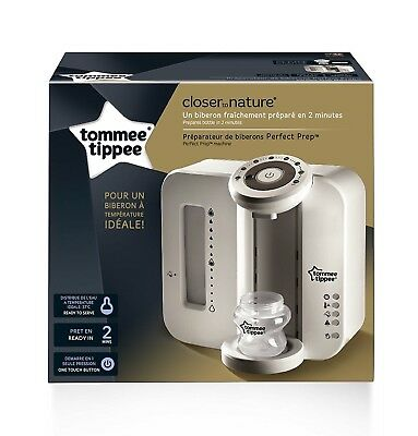 Tommee Tippee Closer To Nature Perfect Prep Formula Bottle Making Machine