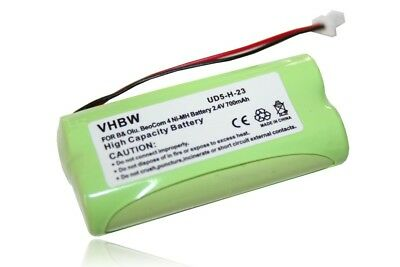 BATTERY 700mAh for Bang & Olufsen BeoCom 4, CTP950