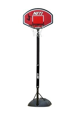 Net1 N123201 Xplode Youth Portable All Weather Kids Basketball Sports System