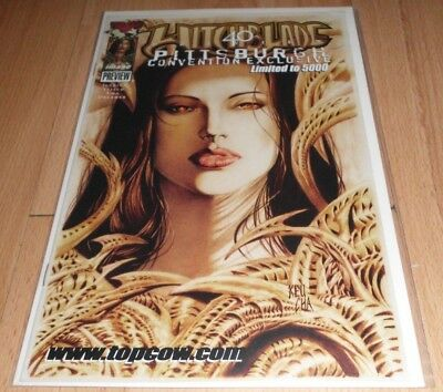 Witchblade (1995) #40 PREVIEW Limited to 5000 copies....Pub 2000 by Image
