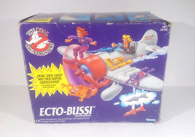 Real Ghostbusters - Ecto Bomber (Bussi) - 100% Complete - w/ german Box - Kenner