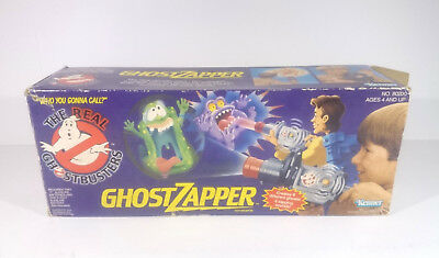 Real Ghostbusters - Ghostzapper - 100% Complete - w/ US Box - Kenner