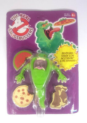 Real Ghostbusters - Slimer - Italian Card MOC - Kenner