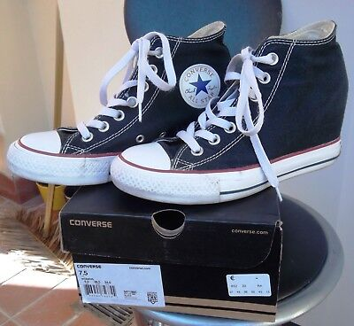 converse all star nere 38