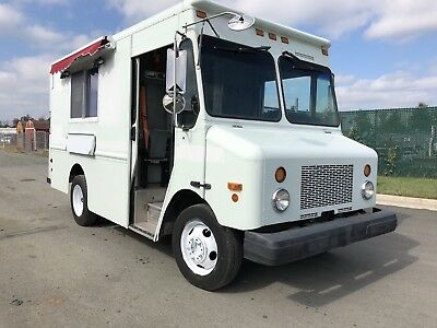 Food Truck *LOW MILEAGE* (ALL NEW)