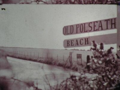 16 Mm B/w Home Movie Film Of Old Polseath, Cornwall 1943, On One 100Ft Spool