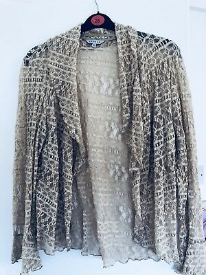 Chesca Lace Jacket