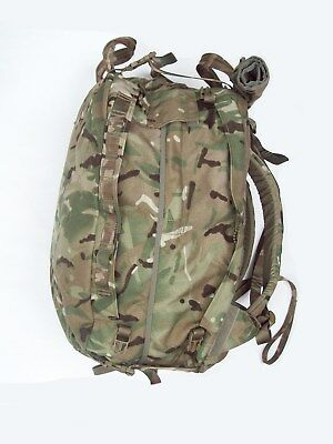 NEW - Genuine Military MTP Camo PLCE Issue All Arms Bergan - 80 Litre Rucksack