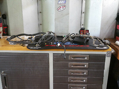 MUSTANG Power Distribution Harness HEAD LIGHT FOG Fuse dash wiring harness 94 95 ford mustang gt 5 0 fuse box oem $92 34
