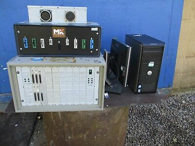 MK Auto Meg 4 Electric Test Unit Cable Harness Tester.