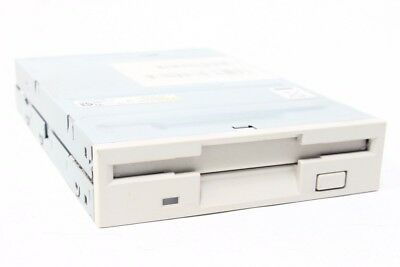 "TEAC FD-235HF Floppy Disk Drive 1,44MB 3,5 "" Floppy Drive White/Beige/Grey"