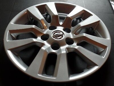 Nissan Altima Hubcap Wheel Cover Great Replacement 2013-2016 Retail $89  Oem B57