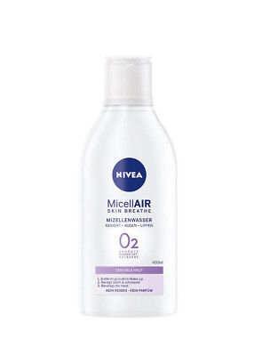 Nivea MicellAIR Skin Breathe Sensitive Skin Micellar Facial Water 400ml