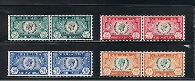 South Africa - George V  Silver Jubilee  - SG 65/8  - Mint first light hinge