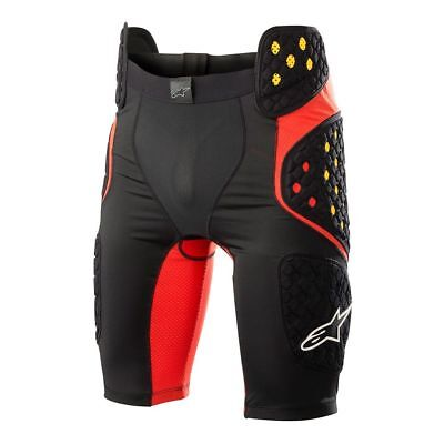 Alpinestars Sequence Pro Padded Shorts L Large Lg MX Motocross