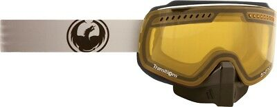 Dragon NFXS Transitions Stretch Frameless Mens Snowmobile Skiing Snowcross Goggl