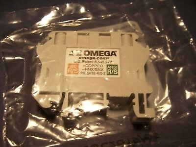 Omega DRTB-R/S-2 Thermocouple Terminal Strip