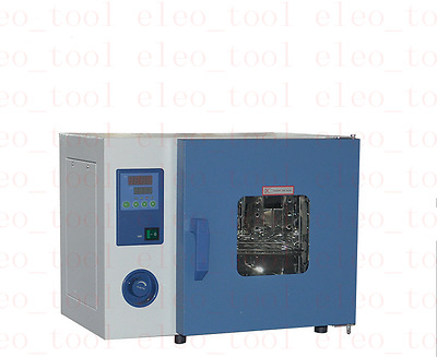 Lab Drying Oven Electric Constant Temperature Blast Drying Oven 220V 30L FAST!!