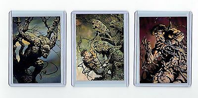Bernie Wrightson Signed Horror Cards (C)