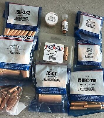 Lot Of American Torch Tip Accessories - See Qty's In Description