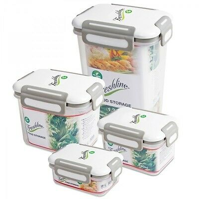 Campfire 526044 - Airtight Containers 4 Pack Set