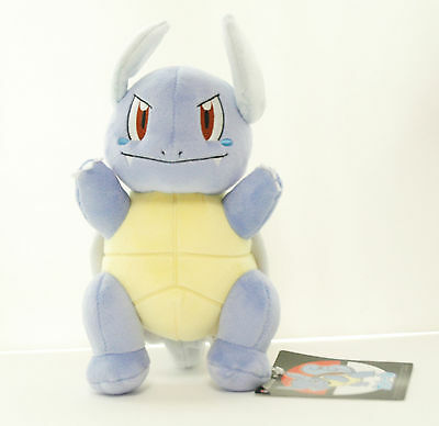 Pokemon Center Original Plush Doll Wartortle (Kameil) 4521329222837