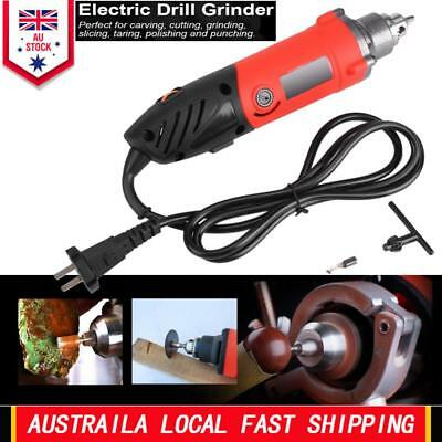 220V 400W Variable Speed Electric Mini Die Drill Grinder Power Rotary Tool