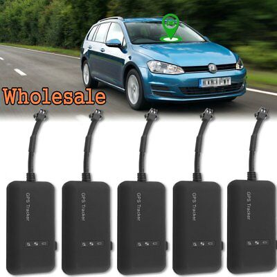 Realtime GPS GPRS GSM Tracker For Car/Vehicle/Motorcycle Spy Tracking Device LOT